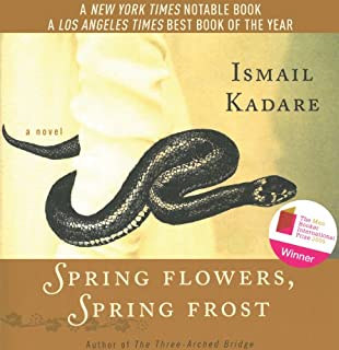 Spring Flowers, Spring Frost cover art