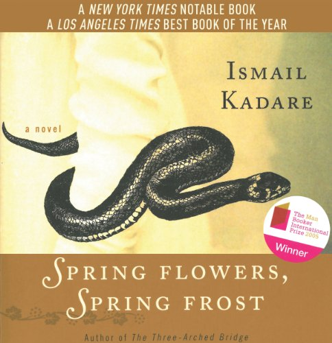 Spring Flowers, Spring Frost audiobook cover art