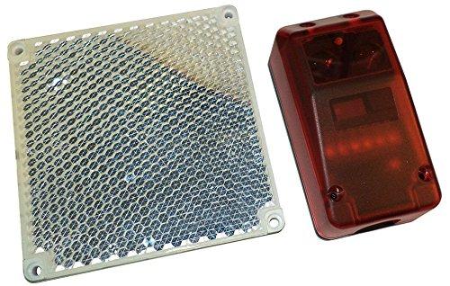 RP25 Sicherheits Fotozellen mit Reflektor für automatische Türen und Tore