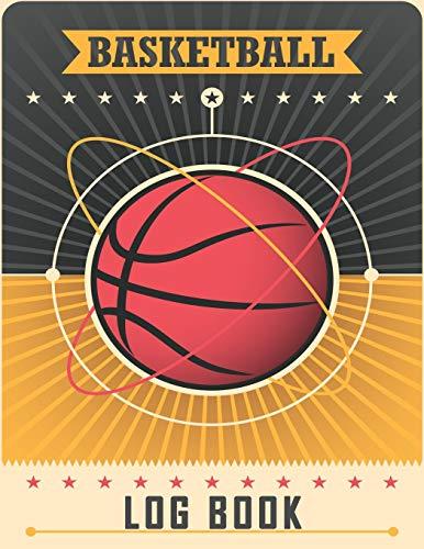 Basketball Log Book: Player Log (Basketball Stat Book, Band 1)