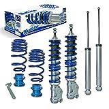 JOM Car Parts & Car Hifi GmbH 741071 Blueline Gewindefahrwerk