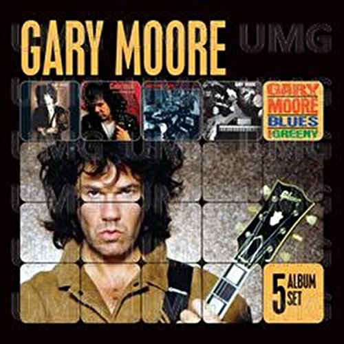 5 Album Set (Run For Cover / After The War / Still Got The Blues / After Hours / Blues For Greeny)