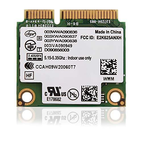 Fosa 2.4 / 5Gデュアルバンド WIFIミニPCI-Eワイヤレスカード、デル / Asus / 東芝 / エイサーなどのためのHM5 / GM45 / PM45 / HM57チップセットミニPCI-Eスロットをサポート