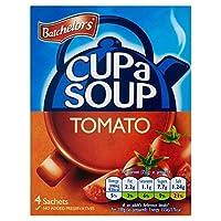 Batchelorsトマトカップスープ4×23.3グラム (x 4) - Batchelors Tomato Cup-a-Soup 4 x 23.3g (Pack of 4) [並行輸入品]