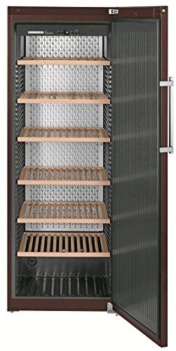 Liebherr WKT 5551 Libera installazione Cantinetta termoelettrica Marrone 253bottiglia/bottiglie A+ cantina vino