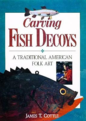Carving Fish Decoys