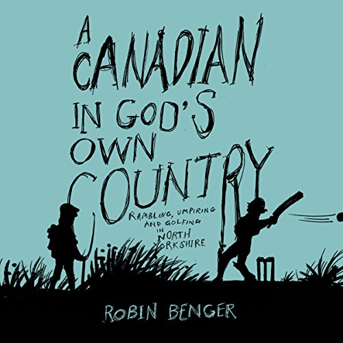 A Canadian in God's Own Country cover art