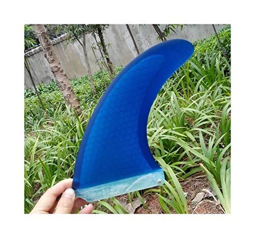 LTH-GD Accesorios de Tablero de Remo 6 Pulgadas de Tabla de Surf con Aleta 6 '' Single Base Surf Aletas Titular de la Tabla de Surf (Color : 7 Inch)