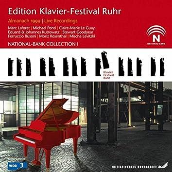 Almanach 1999 (Edition Ruhr Piano Festival Vol. 1-8)