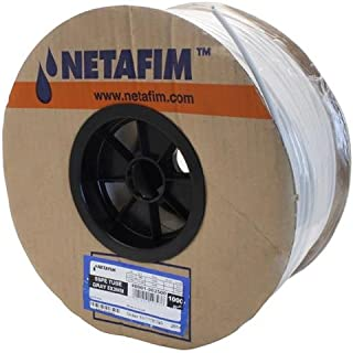 NETAFIM USA 747561 tubing, 5 mm, Brown/A