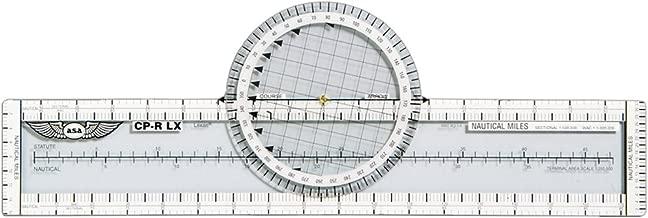 Rotating Flight Navigation Plotter (Lexan) - Aviation