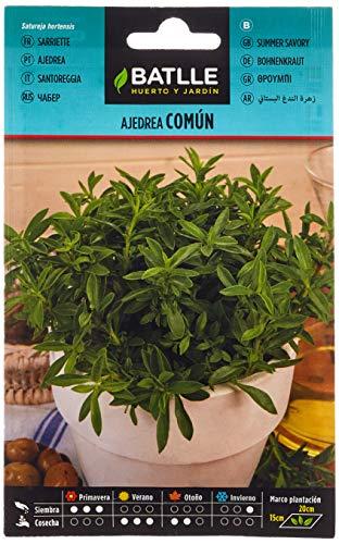Semillas Aromáticas - Ajedrea común - Batlle