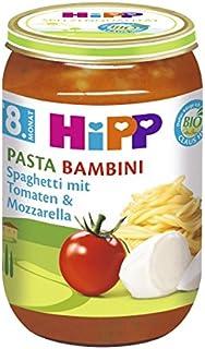 Hipp 喜宝 番茄莫泽瑞拉干酪意大利面,6罐装 (6 x 220克)