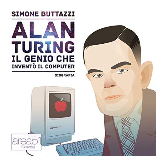 Alan Turing cover art