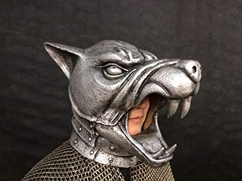 HMS Medieval Dog Mask, Standard