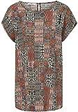 Peter Hahn Blusen-Shirt mit überschnittener Schulter Knopf Damen