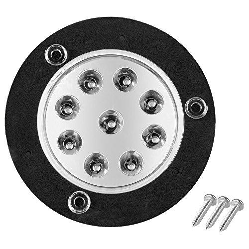Lumitronics RV LED Hitch Light - Mounting Hardware Included