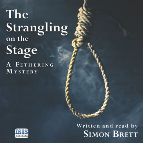 The Strangling on the Stage audiobook cover art