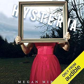 Hysteria audiobook cover art