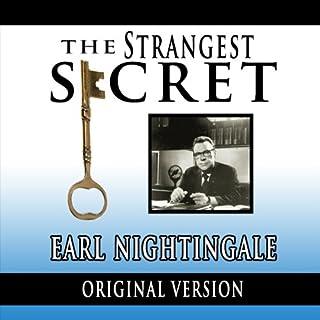 The Strangest Secret audiobook cover art