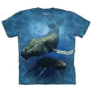 The Mountain Blue Whale T-Shirt