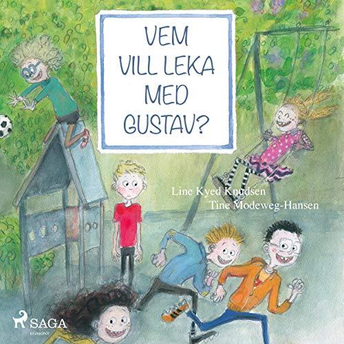 Vem vill leka med Gustav? Titelbild