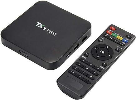 TX3 PRO Android 7.1 KODI 17 Amlogic S905 4K TV Box 1GB/8GB WIFI LAN