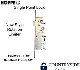 HOPPE Mortise Lock, 1/2