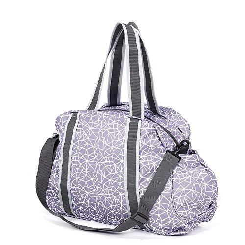 Multifuncional Oxford Cloth Sport Gym Yoga Mat Bolsa de Almacenamiento Carrier Correa Desmontable Bolsa de Esterilla de Yoga