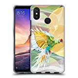 Official Turnowsky Parrot Animals 3 Soft Gel Case