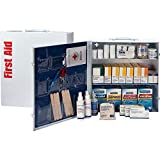 First Aid Only - 247OP 3 Shelf Industrial First Aid Station with Pocket Liner