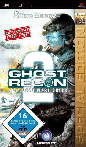 Tom Clancy's Ghost Recon - Advanced Warfighter 2 (Special Edition)