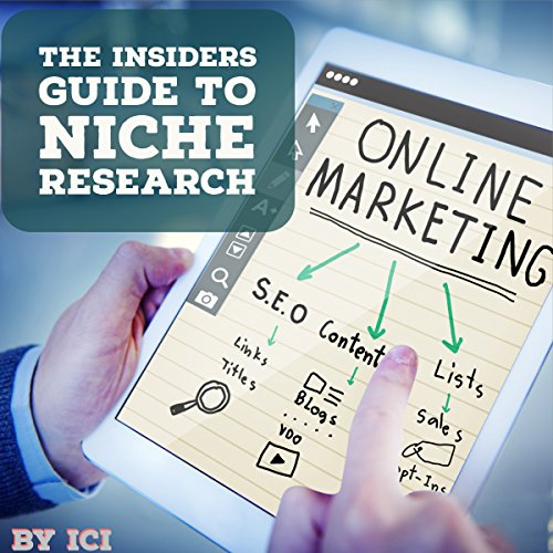 The Insiders Guide to Niche Research Titelbild