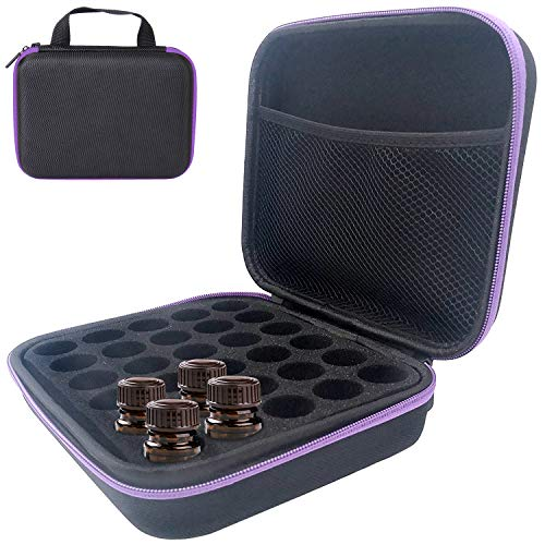 Ätherisches Öl Tragetasche Tragbar Ätherisches Öl Aufbewahrungsbox Ätherisches Öl Reisen Tasche, Lösen Sie einfach das Problem der Lagerung von ätherischen Ölen