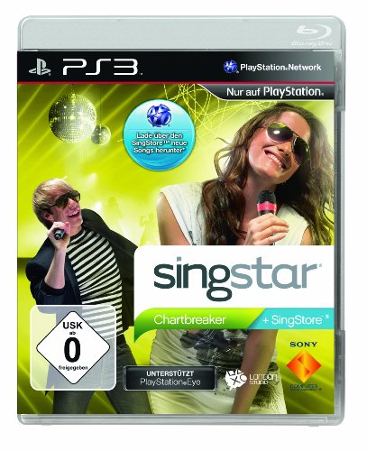 SingStar: Chartbreaker - [PlayStation 3]
