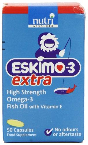 Eskimo High Strength Capsules 50s