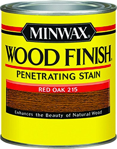 Minwax 22150 1/2 Pint Red Oak Wood Finish Interior...