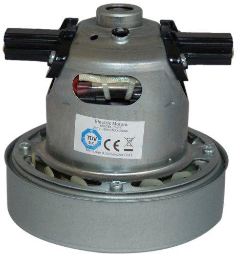 Mistervac MV380 Motor / 850 Watt / geeignet für Vorwerk Kobold 130/131/131 SC/ Tiger 252/260