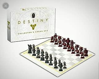 Destiny Collector's Chess Set GameStop Exclusive