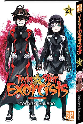 Twin star exorcists Edition simple Tome 21