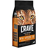 Crave Grain Free With Protein From Chicken Dry Adult Cat Food, 2 Pound Bag