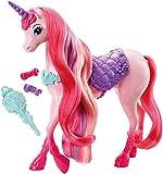 Barbie - DHC38 - Licorne Chevelure Magique