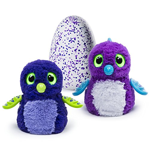 Best hatchimals what age are they for