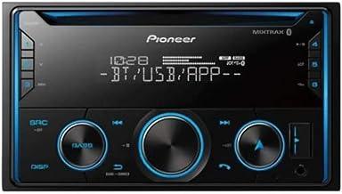 PIONEER FH-S520BT Pioneer FHS520BT Double Din Bluetooth in-Dash CD/Am/FM Car Stereo Receiver W/USB, Smart Sync, Amazon Ale...
