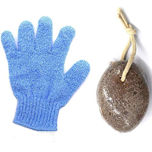guantes exfoliantes de la marca ZLMC