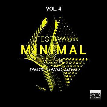 Festival Minimal Music, Vol. 4 (Random Minimal Tracks)
