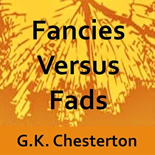 『Fancies Versus Fads』のカバーアート