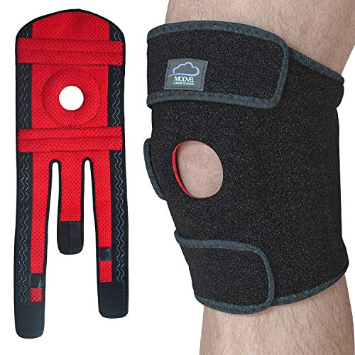 Great Price! MODVEL Knee Brace Support | FDA Approved, Relieves ACL, LCL, MCL, Meniscus Tear, Arthri...