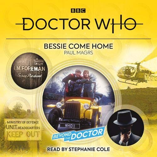 Doctor Who: Bessie Come Home cover art