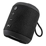 Portable Bluetooth Speaker, Zamkol Wireless Indoor and Outdoor Speakers, 360 HD Surround Sound and Rich Stereo Bass